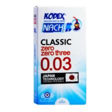 کاندوم ناچ کدکس مدل 003 بسته 12 عددی