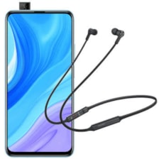 گوشی موبایل هوآوی مدل Y9s STK-L21 دو سیم کارت ظرفیت 128 گیگابایت به همراه هدفون هوآوی مدل FreeLace