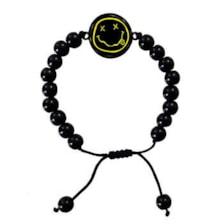 دستبند طرح Nirvana کد 02