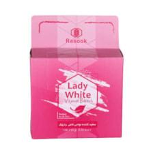 پودر سفید کننده رازوک مدل LW09 وزن 150 گرم