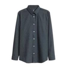پیراهن مردانه اچ اند ام کد M1-0400531010