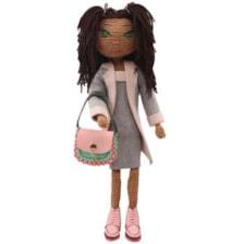 عروسک بافتنی پریا مدل Yasaman02