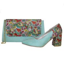 ست کیف و کفش زنانه کد 205