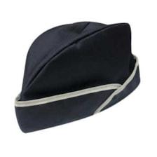کلاه آشپزی کد IGD-98 رنگ سرمه ای تیره