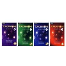 کتاب Touchstone  اثر جمعی از نویسندگان انتشارات  Cambridge چهار جلدی