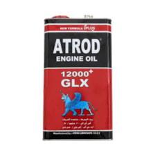 روغن موتور خودرو آترود مدل 12000GLX ظرفیت 45 لیتر