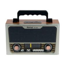 رادیو کیمای مدل MD-1703BT
