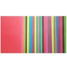 مقوا رنگی کد C3010 سایز 34×24 سانتی متر بسته 30 عددی