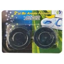 قرص خوشبو کننده توالت فرنگی مدل AE-01 بسته 2 عددی