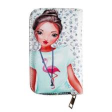 کیف پول دخترانه مدل DGS-020