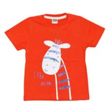 تی شرت بچگانه طرح زرافه کد CH02
