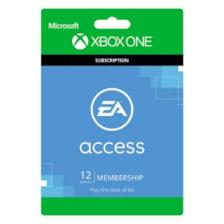 گیفت کارت 12 ماهه ایکس باکس مدل EA Access
