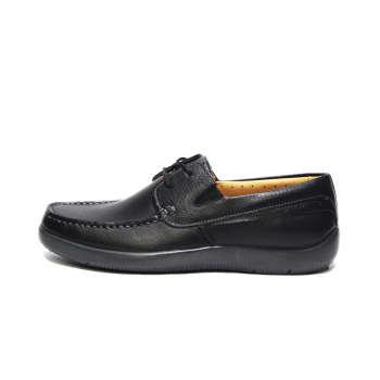 کفش روزمره مردانه فرزین کد kbm 013 رنگ مشکی