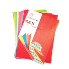 کاغذ رنگی A4 پیام  رنگ نوین مدل 01 بسته 100عددی