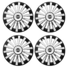 قالپاق چرخ ام اچ بی مدل SPN198 سایز 13 اینچ مناسب برای تیبا 2 بسته 4 عددی