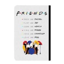 کلاسور طرح Friends کد k95