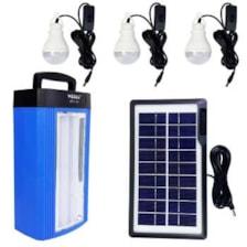 سیستم روشنایی خورشیدی ویداسی مدل WD-1105