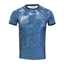 تی شرت ورزشی مردانه تکنیک پلاس 07 کد TS-144-ABI