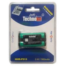 باتری تلفن بی سیم تکنوتل مدل HHR-P513