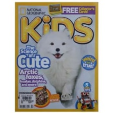 مجله National Geographic Kids ژانويه 2018