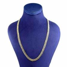 زنجیر طلا 18 عیار زنانه کانیار گالری کد ZK1