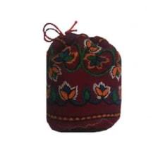 کیف هدیه سوزن دوزی مدل ترنج کد 1
