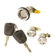سوئیچ و قفل ان ال سی مدل S103 مناسب برای پراید بسته 5 عددی