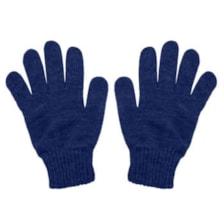 دستکش بافتنی مردانه کد SH1261 رنگ سرمه ای