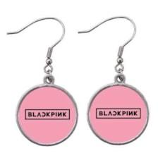 گوشواره دخترانه طرح Black Pink کد 220