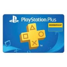 گیفت کارت یک ماهه پلی استیشن پلاس مدل PSP1