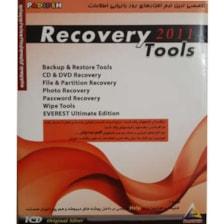 مجموعه نرم افزار Recoery tools 2011 نشر پدیده