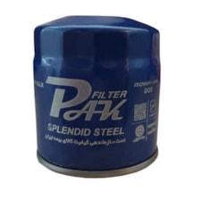 فیلتر روغن خودرو پاک مدل 01 مناسب برای پژو 405