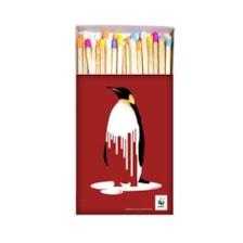کبریت طرح پنگوئن کد kbs927