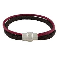 دستبند مردانه گالری عزیزی مدل gz99271