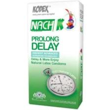 کاندوم کدکس مدل Prolong Delay بسته 12 عددی