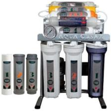 دستگاه تصفیه کننده آب آکوآ کلیر مدل CHROME - AC5700 به همراه فیلتر مجموعه 3 عددی