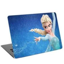 استیکر لپ تاپ طرح frozen کد cl-246مناسب برای لپ تاپ 15.6 اینچ