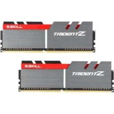 رم دسکتاپ DDR4 دو کاناله 3400 مگاهرتز CL16 جی اسکیل سری TRIDENT Z ظرفیت 16 گیگابایت