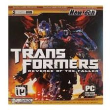 بازی transformers revenge of the fallen مخصوص pc