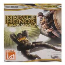 بازی medal of honor pacific assault مخصوص pc