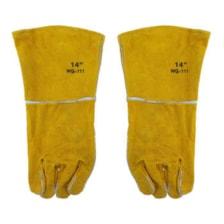 دستکش جوشکاری مدل آرگون کد WG-111 بسته 2 عددی