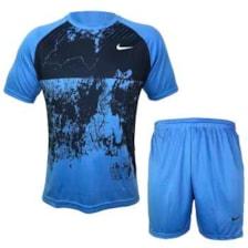 ست پیراهن و شورت ورزشی مردانه کد TA-LBU20            غیر اصل