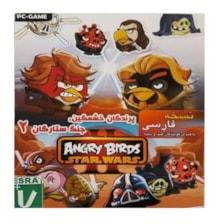 بازی angry birds star wars 2 مخصوص pc