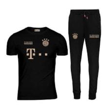ست تی شرت و شلوار ورزشی مردانه پاتیلوک مدل بایرن مونیخ کد 400106