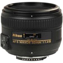 لنز نیکون مدل 50mm f14G AF-S