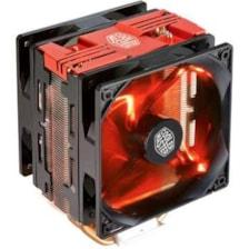 خنک کننده پردازنده کولر مستر مدل Hyper 212 LED Turbo Red Edition