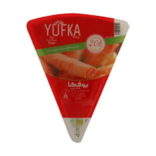 نان نیمه آماده مثلثی نیمه آماده منجمد یوفکا 206 - 450 گرم