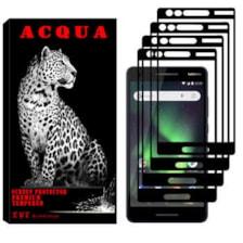 محافظ صفحه نمایش آکوا مدل NO مناسب برای گوشی موبایل نوکیا 21 بسته 4 عددی