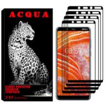 محافظ صفحه نمایش آکوا مدل NO مناسب برای گوشی موبایل نوکیا 31 PLUS بسته 4 عددی