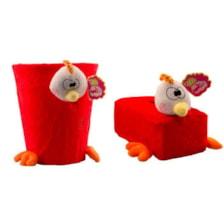 کاور دستمال کاغذی و سطل کودک کد 34